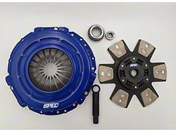 Spec Stage 3 Carbon Clutch Kit; 10 Spline (Late 01-04 GT, Mach 1; 99-04 Cobra)