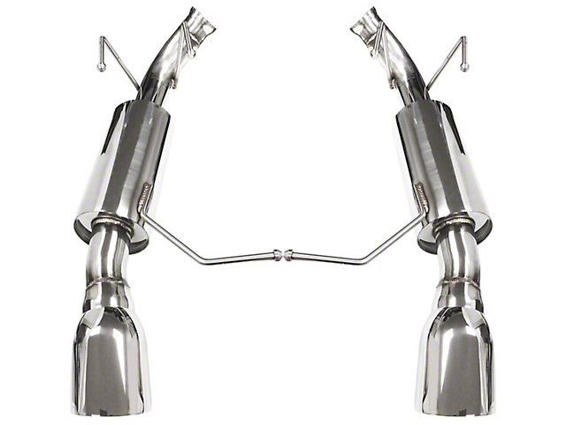 Nxt Step Performance Axle-Back Exhaust (11-14 V6)