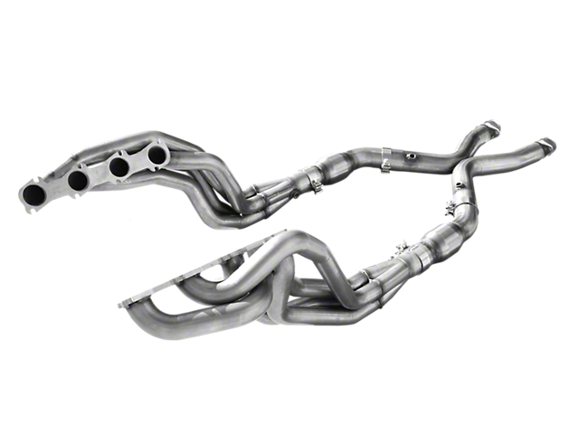 American Racing Headers 1-3/4 in. Long Tube Headers w/ Catted X-Pipe (99-04 GT)