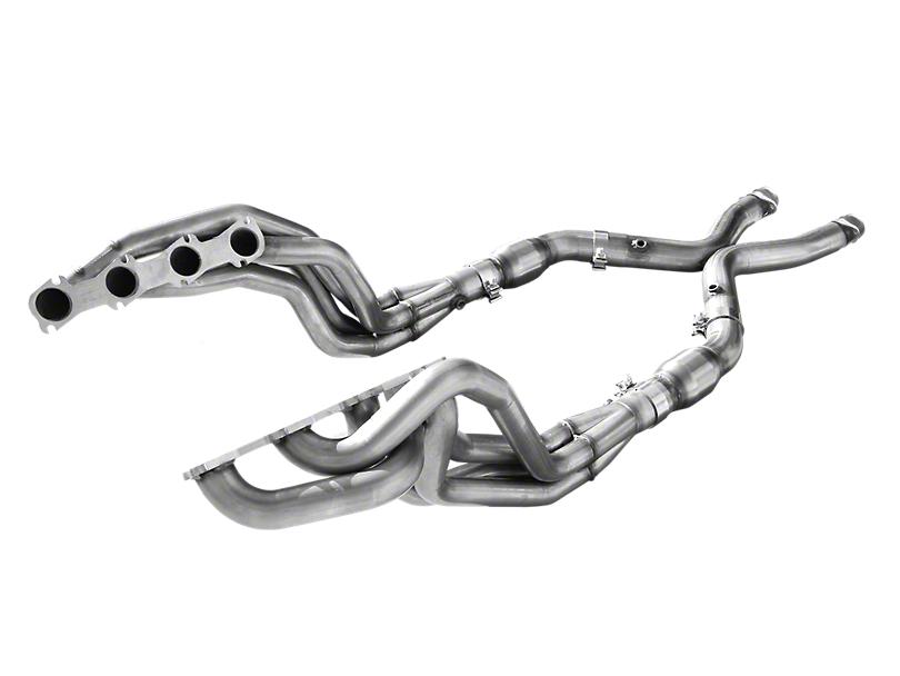 American Racing Headers 1-5/8 in. Long Tube Headers w/ Catted X-Pipe (99-04 GT)