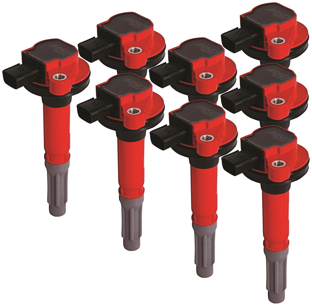 MSD Blaster Coil Packs - Red (11-16 GT)