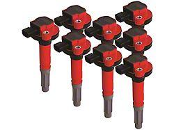 MSD Blaster Coil Packs; Red (11-16 GT)