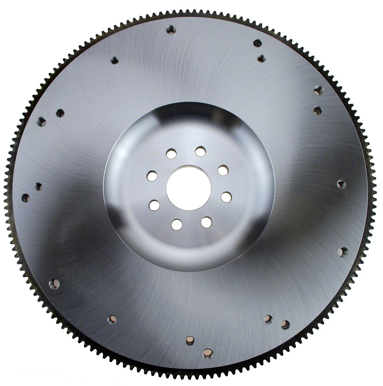 RAM Light Weight Billet Steel Flywheel - 8 Bolt (99-Mid 01 GT, 11-17 GT; 96-04 Cobra, Mach 1; 11-14 V6)