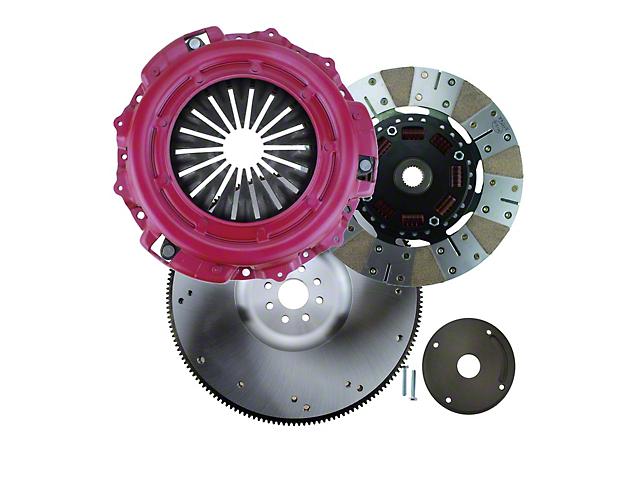 RAM Powergrip HD Metallic Clutch Kit w/ Steel Flywheel - 23 Spline (11-14 V6)