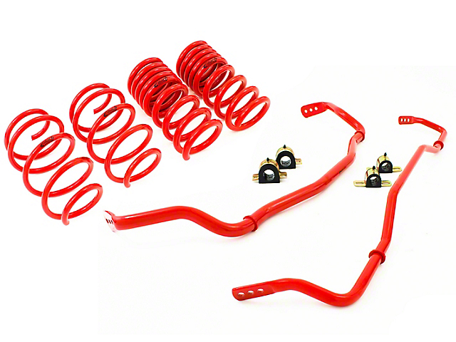 Eibach Sport-Plus Suspension Kit (15-19 GT w/o MagneRide)