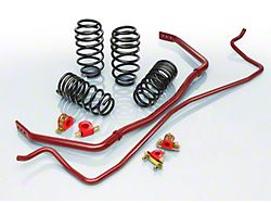 Eibach Pro-Plus Suspension Kit with Solid Rear Sway Bar (11-14 GT, V6)