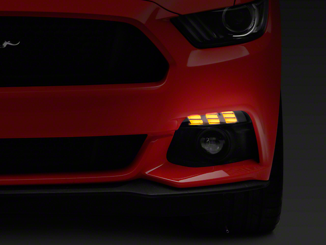 MP Concepts Smoked LED Turn Signals (15-17 All)