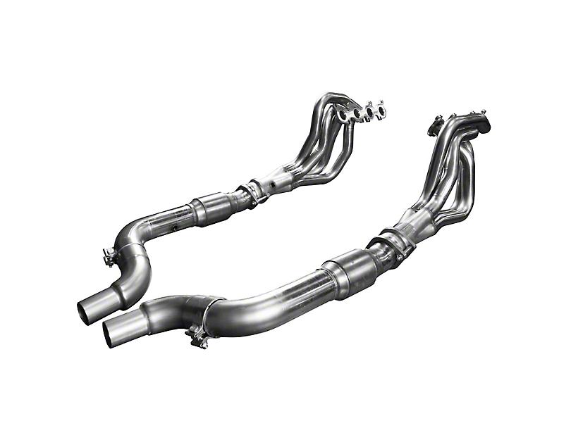 Kooks 2-Inch Long Tube Headers; Catted (15-20 GT)