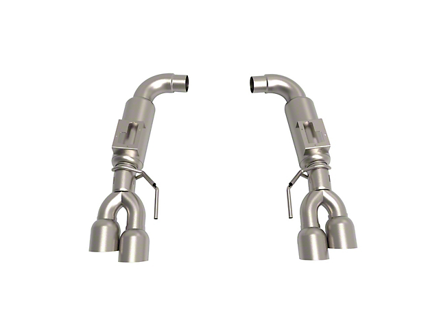 Kooks Axle-Back Exhaust w/ Polished Tips (18-19 GT)