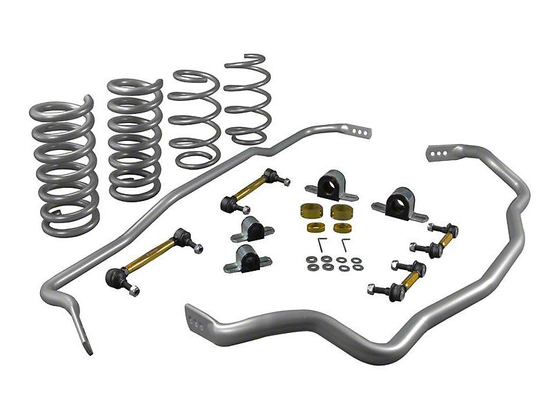 Whiteline Grip Series Stage 1 Handling Kit (15-20 EcoBoost, V6)