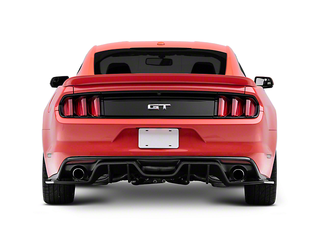 Anderson Composites Type-AR Rear Valance - Carbon Fiber (15-17 GT Premium, EcoBoost Premium)