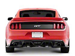 Anderson Composites Type-ARQ Rear Valance; Carbon Fiber (15-17 GT Premium, EcoBoost Premium)