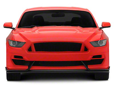 Anderson Composites Type-GR GT350 Style Front Fascia - Unpainted (15-17 GT, EcoBoost, V6)