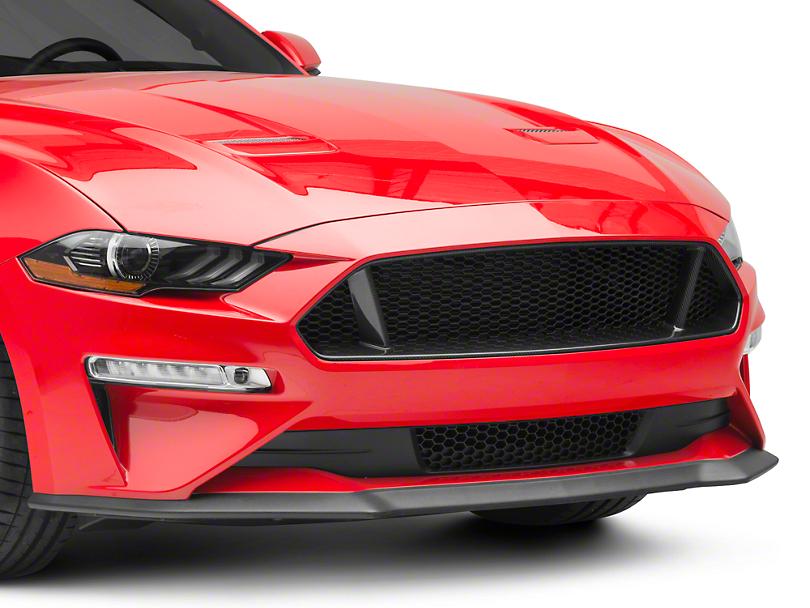 Anderson Composites Type-GT Upper Grille - Carbon Fiber (18-19 GT)