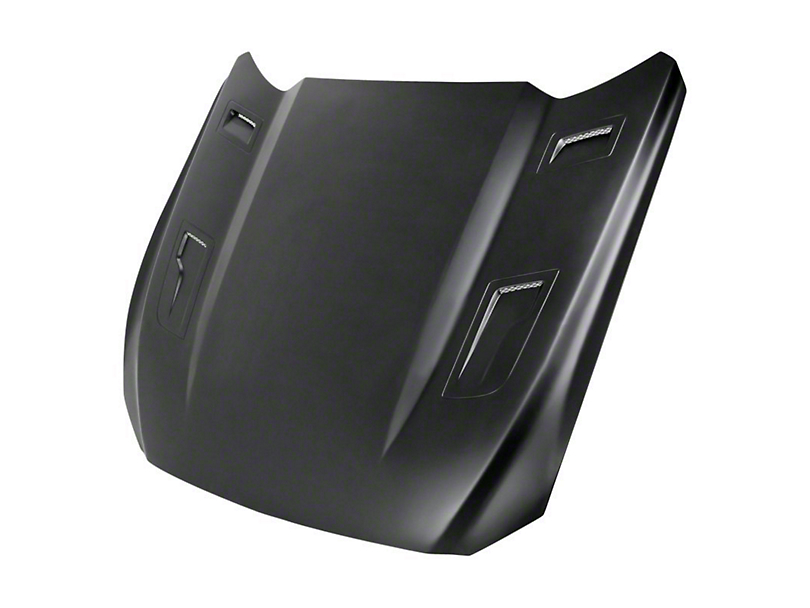 Anderson Composites Type-GTH Hood - Unpainted (15-17 GT, EcoBoost, V6)