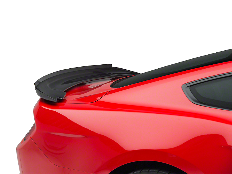 Anderson Composites Type-ST Track Pack Style Rear Spoiler - Carbon Fiber (15-19 Fastback)