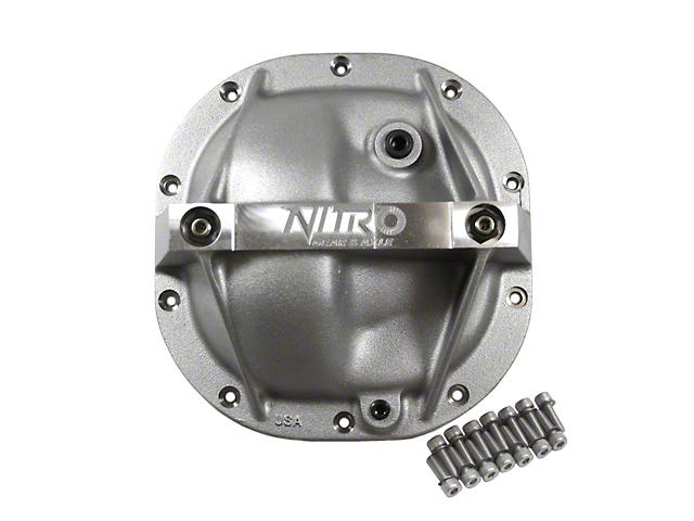 Nitro Gear & Axle Differential Cover - 8.8 in. (86-14 GT; 03-04 Mach 1; 07-12 GT500; 93-98 Cobra; 11-14 V6)