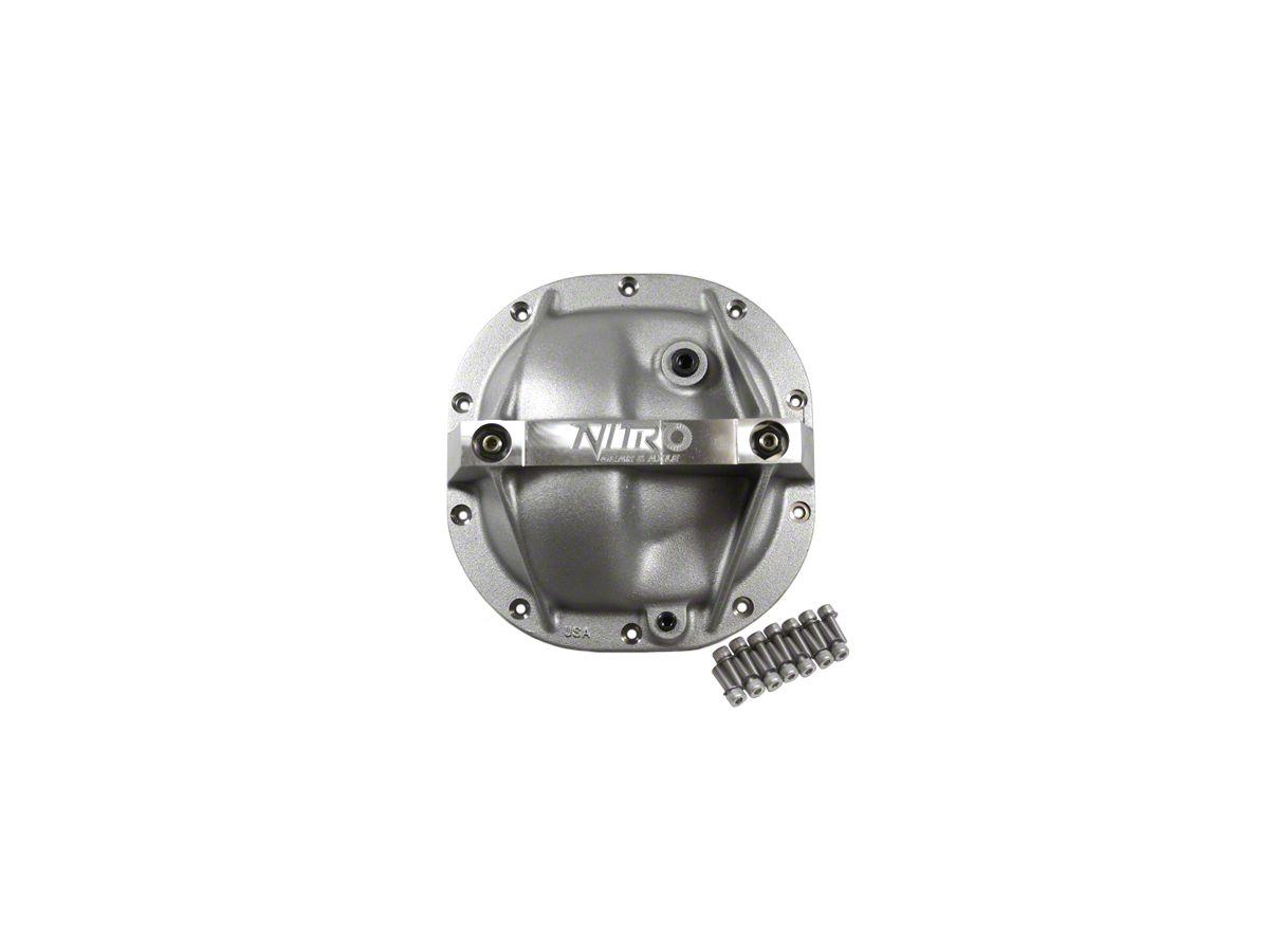 Nitro Gear & Axle Differential Cover - 8 8 in  (86-14 GT