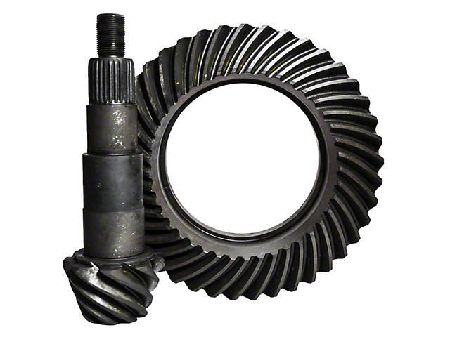 Nitro Gear & Axle Ring and Pinion Gear Kit; 3.45 Gear Ratio (99-04 V6)