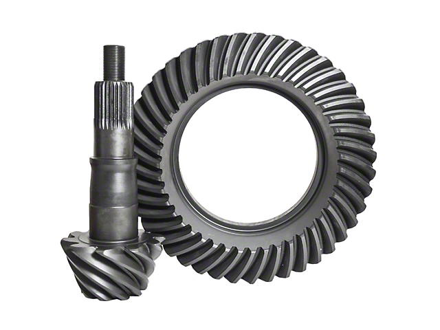 Nitro Gear & Axle Ring and Pinion Gear Kit; 5.71 Gear Ratio (86-93 GT)