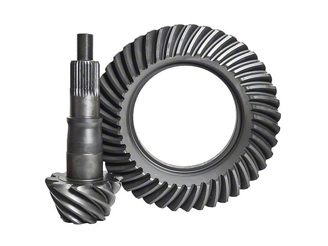 Nitro Gear & Axle Ring and Pinion Gear Kit; 4.56 Gear Ratio (05-10 GT)