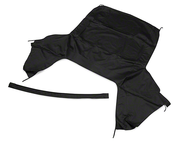 OPR Convertible Top Only - Pinpoint Black (91-93 Convertible)