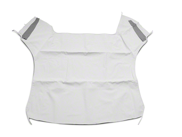 OPR Convertible Top Only - Sailcloth White (94-04 Convertible)