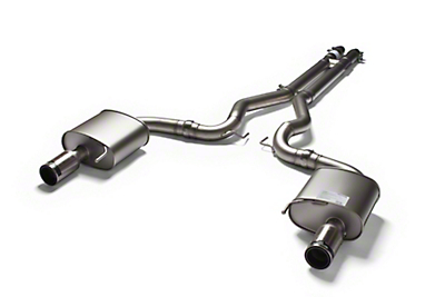 Remus Race Cat-Back Exhaust w/ Stainless Tips (15-17 GT)