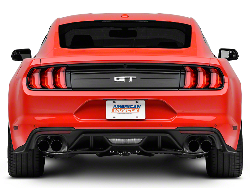 Roush Rear Valance Aero Foil Kit (18-19 GT)