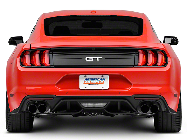 Roush Rear Valance Aero Foil Kit (18-20 GT; 19-20 EcoBoost w/ Active Exhaust)