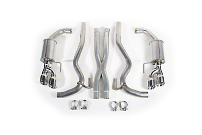 Roush Cat-Back Exhaust (18-19 GT w/o Active Exhaust)