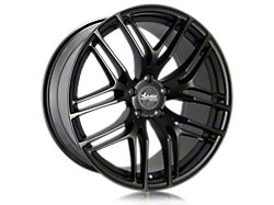 Advanti Bello Matte Black w/ Machined Undercut Wheel - 20x10 +35mm Offset - Rear Only (15-19 GT, EcoBoost, V6)