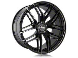 Advanti Bello Matte Black w/ Machined Undercut Wheel - 20x9 +30mm Offset (15-19 GT, EcoBoost, V6)