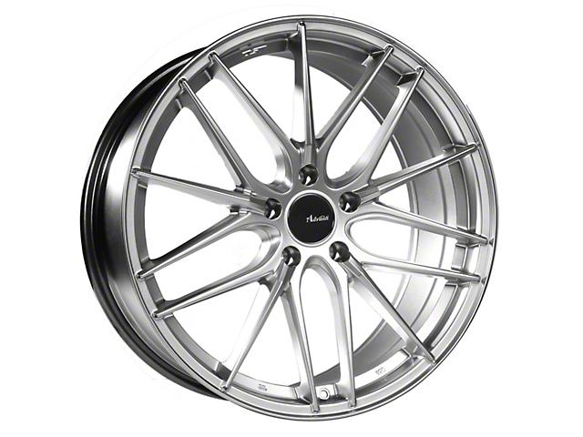 Advanti Catalan Hyper Silver Wheel; Rear Only; 19x9.5 (15-20 GT, EcoBoost, V6)