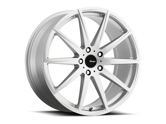 Advanti Dieci Silver Wheel; 18x8 (15-20 EcoBoost, V6)