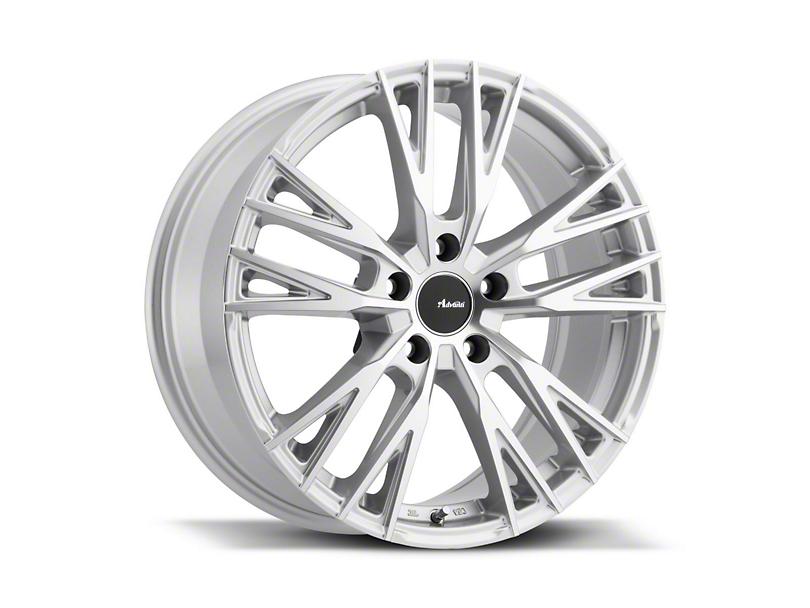 Advanti Forchette Silver w/ Machined Face Wheel - 19x8.5 (05-09 GT, V6)