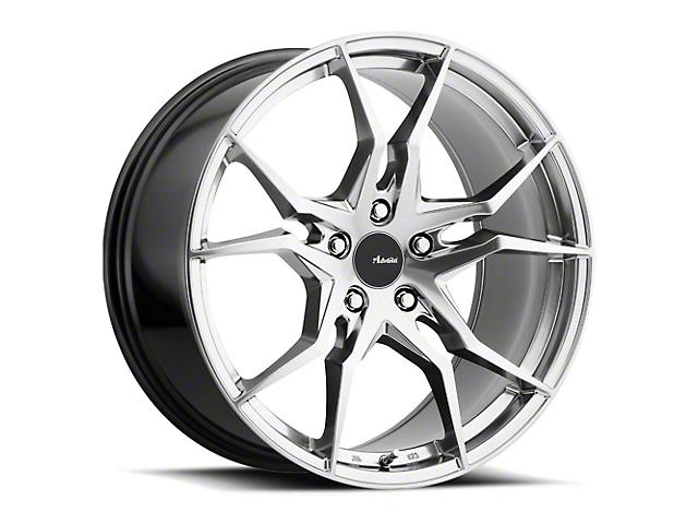 Advanti Hydra Titanium Wheel; Rear Only; 19x9.5 (15-20 GT, EcoBoost, V6)
