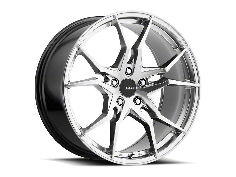 Advanti Hydra Titanium Wheel; 20x9 (15-20 GT, EcoBoost, V6)