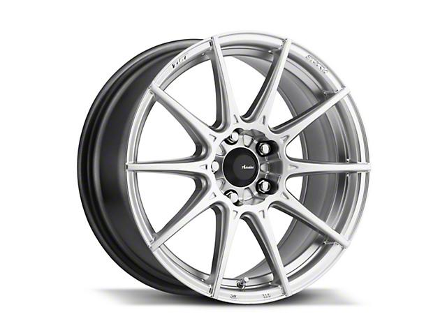 Advanti Storm S1 Hyper Silver Wheel; 17x9 (10-14 Standard GT, V6)