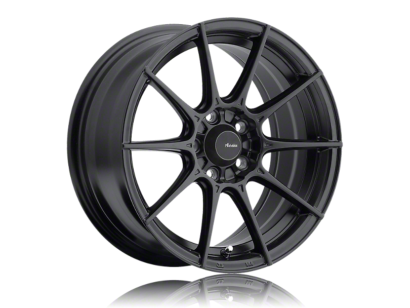 Advanti Storm S1 Matte Black Wheel - 17x8 (05-14 Standard GT, V6)