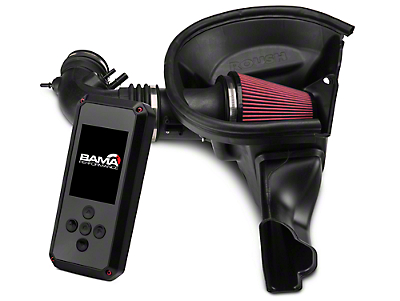 Roush Cold Air Kit & Bama Rev-X Tuner (15-17 GT)