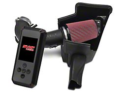 JLT Performance Cold Air Intake and VMP Rev-X Tuner (15-17 GT)