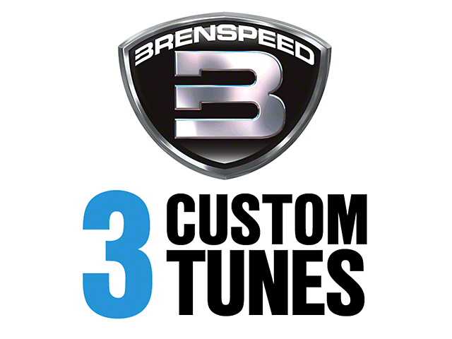 Brenspeed 3 Custom Tunes (2018 GT)