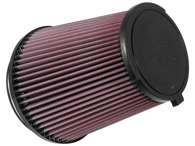 K&N Drop-In Replacement Air Filter (15-20 GT350)