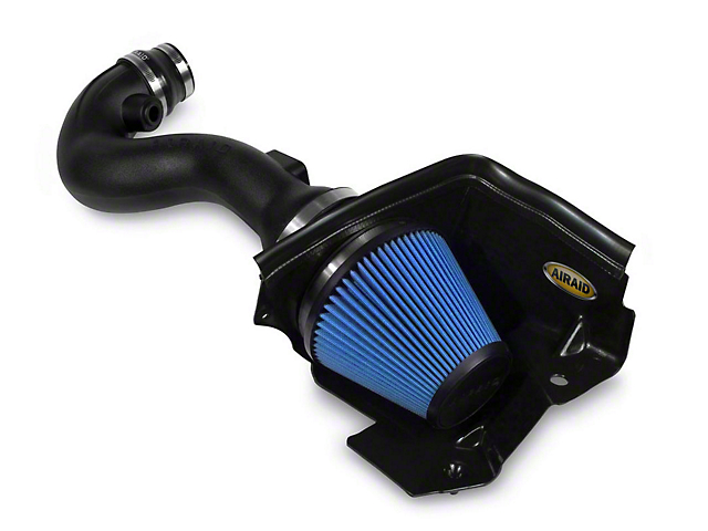 Airaid MXP Series Cold Air Intake with Blue SynthaMax Dry Filter (2010 V6)