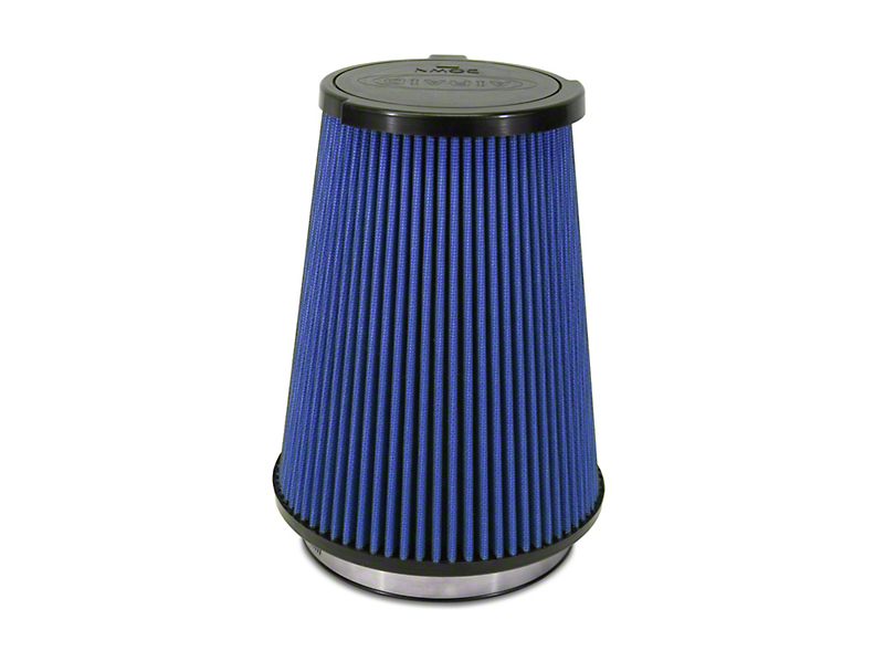 Airaid Direct Fit Replacement Air Filter; Blue SynthaFlow Oiled Filter (10-14 GT500)
