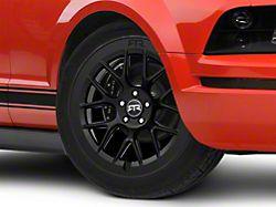 RTR Aero 7 Black Wheel; 20x9.5 (05-09 All)