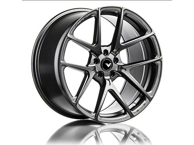 Vorsteiner V-FF 101 Carbon Graphite Wheel; Rear Only; 20x11 (15-20 GT, EcoBoost, V6)