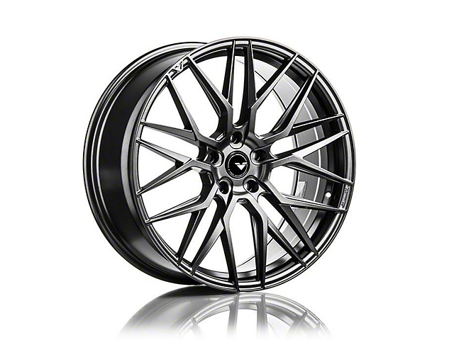 Vorsteiner V-FF 107 Carbon Graphite Wheel; Rear Only; 20x11 (05-09 All)