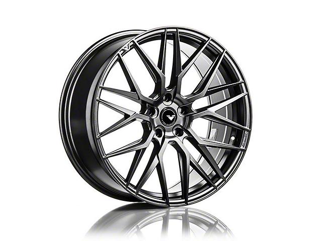 Vorsteiner V-FF 107 Carbon Graphite Wheel; Rear Only; 20x11 (15-21 GT, EcoBoost, V6)